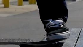 Slow Mo Frontside Tailslide