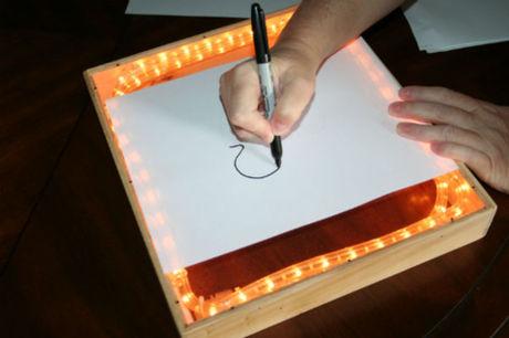 Build A Tracing Table Diy