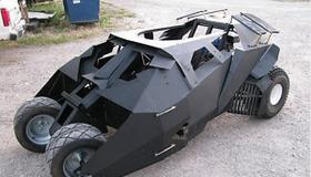 Batmobiles Go-Kart