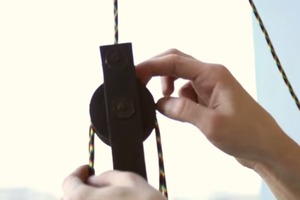 How to Make: Pulley Wheels