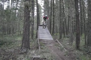 Biking Westside, Williams Lake BC