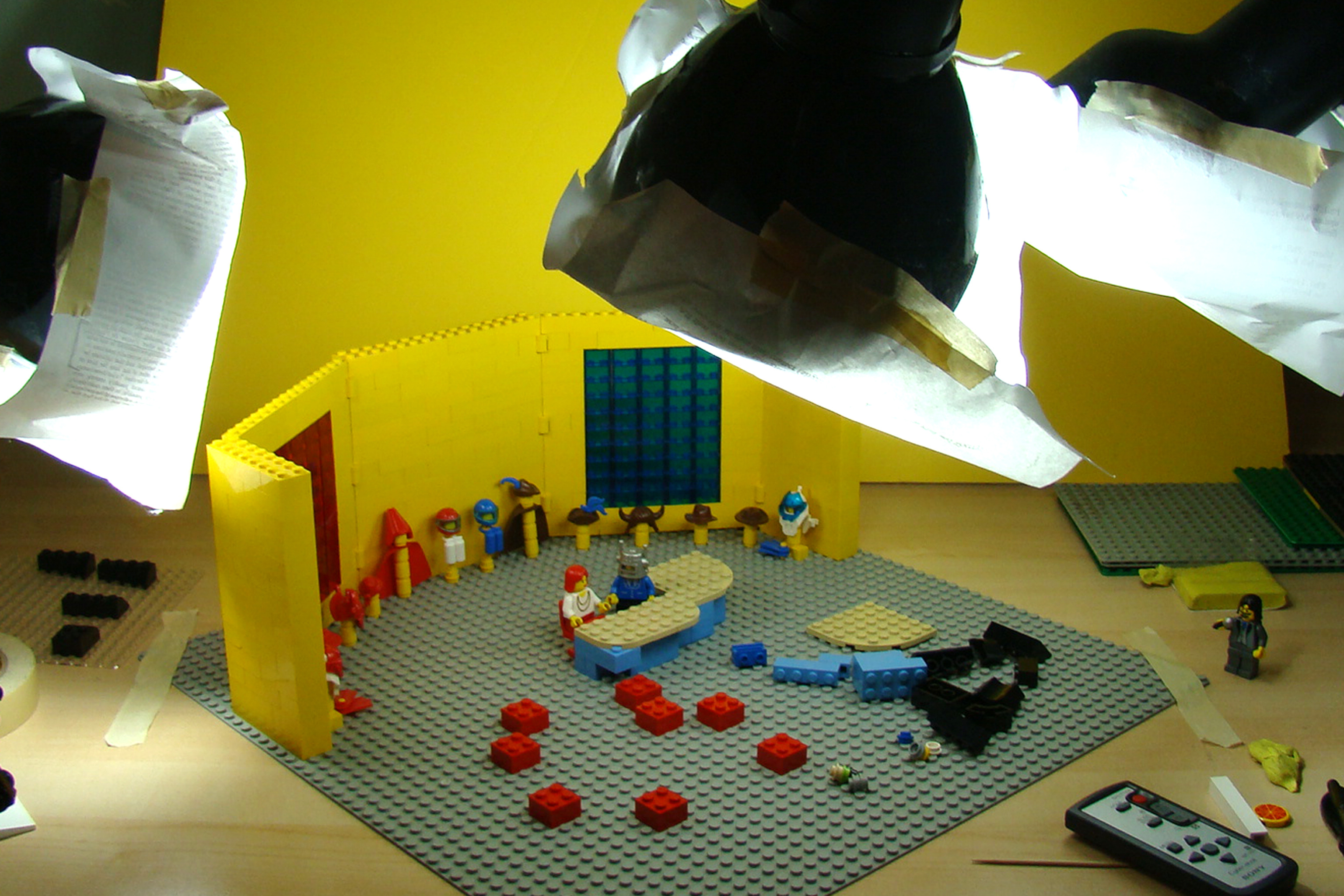 Image result for stop motion animation legos