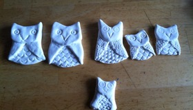 Make Clay Ornaments
