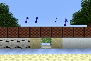 Jason Derulo - Trumpets - Minecraft Note Block Remake