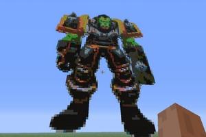 Thrall Visits Minecraft