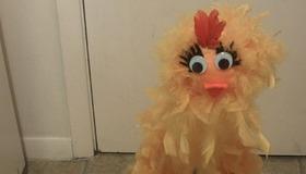 Make a Bird Marionette