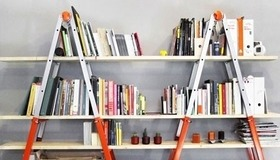 25 Awesome Bookshelves