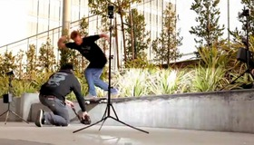 Flash in Skateboard Photography