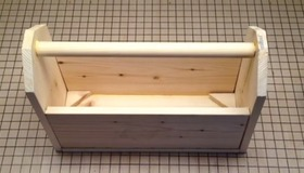 How To Make A Simple Wooden Tool Box