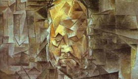 Cubist Painting by Picasso