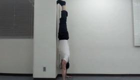 Do a Handstand