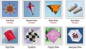 Kite Plans Database