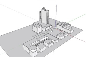 Site Modeling in Sketchup