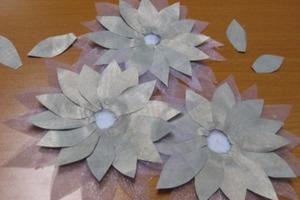 Conductive Fabric Button