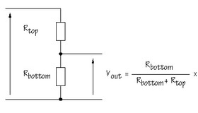 Voltage Divider Equation