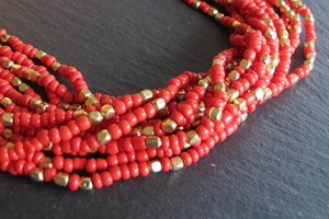 Make a seedbead necklace