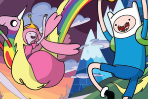 Adventure Time Webcomic