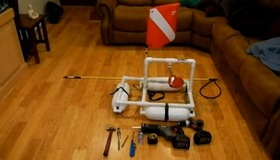How to Make a Dive Buoy