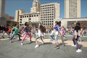 Kids Flash Mob