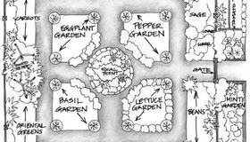 Garden Diagram