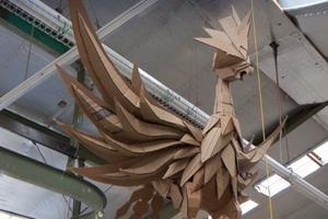 Cardboard Hydra