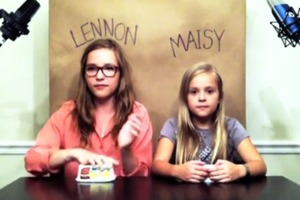 Lennon and Maisey