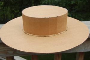 Cardboard Hats