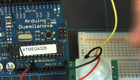 PIR Sensor Alarm