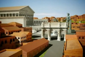 Tour Through Ancient Rome
