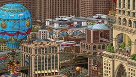 Metropolis by IC4