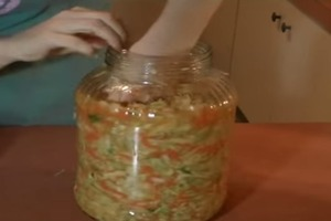 How To Make Fermented Veggies