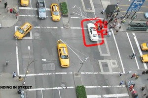 One NYC Intersection