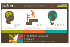 Livemocha Language Learning App