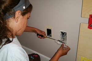 Replacing an Old Outlet