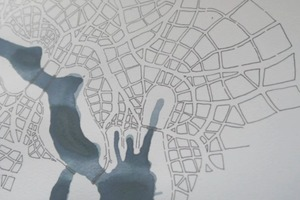 Time Lapse Map Drawing