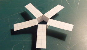 Tornado Paper Airplane