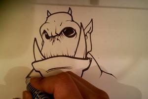 Random Monster