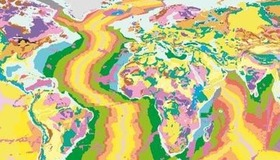 Global Geologic Map