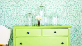 Dresser Makeovers--Before and After