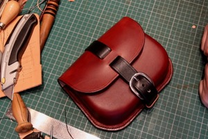 How To Make a Moulded Leather Pouch