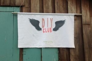 DIY Club Flag