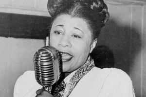 Ella Fitzgerald Scat Singing