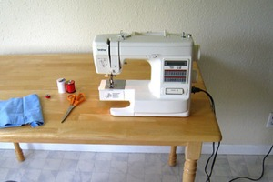 Use a Sewing Machine