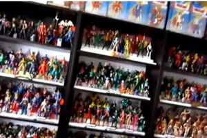 Marvel Action Figures Collection