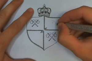 How to Draw Your Own Coat of Arms