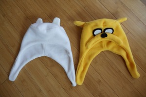 How To Sew an Adventure Time Hat