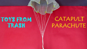Catapult Parachute