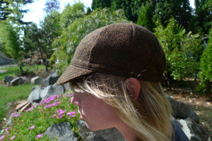 How To Make a Cycling Cap