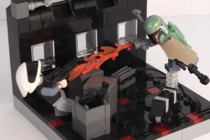 Star Wars Vignette