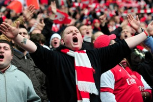 Amazing Fans and the best Football Chants
